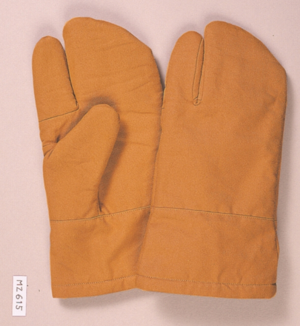 耐熱・耐切創手袋(500℃対応) フリーサイズ 長サ300mm