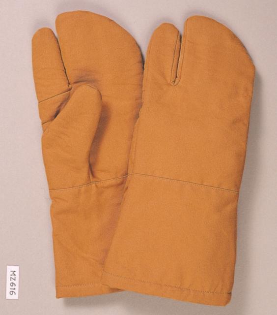 耐熱・耐切創手袋(500℃対応) フリーサイズ 長サ350mm