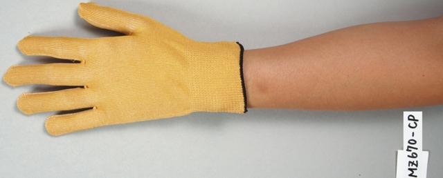 安全インナー手袋(切創防止用) MZ670 M
