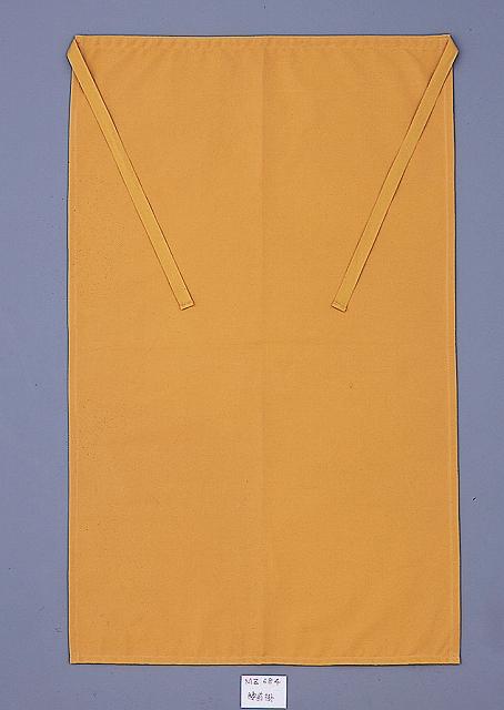 耐熱・耐切創腰前掛・胸前掛(織物) MZ684 幅54cm×丈90cm
