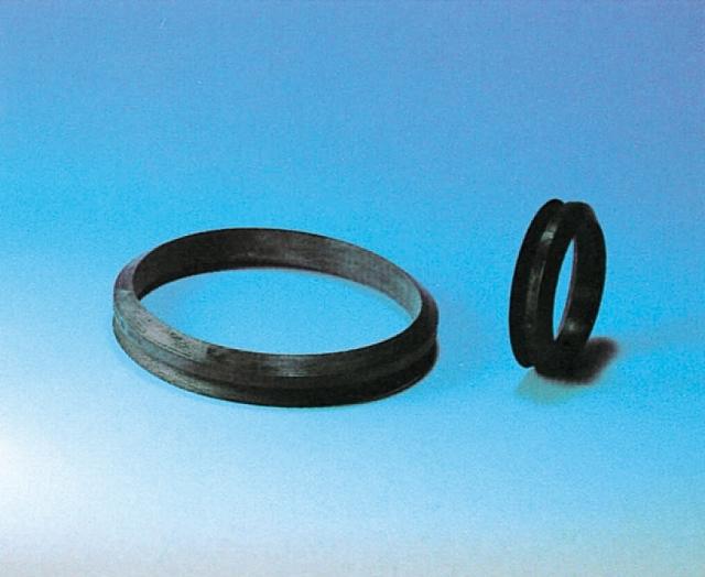 リングシールS ニトリルゴム V-199S 取付前穴径180φ