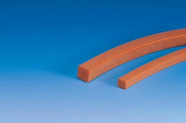 シリコンゴムスポンジ角紐 3×15mm (50m巻)