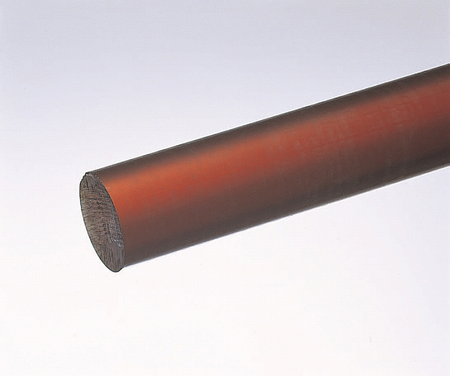 PEI丸棒(ジュラトロンU1000PEI) 25φ×1200L