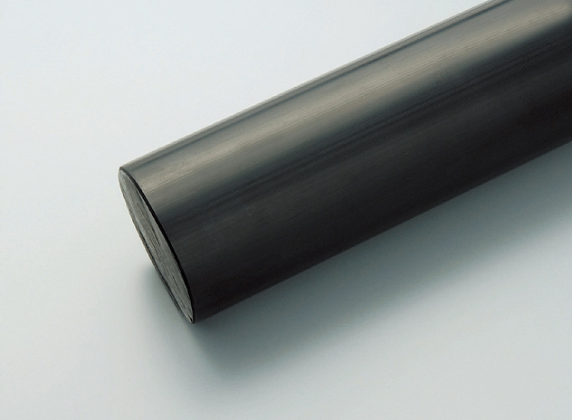 ノリル黒丸棒PPO(B) 60φ×1000L
