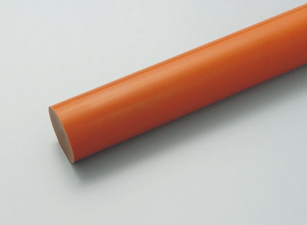 ベ-クライト紙基材丸棒 40φ×1000L