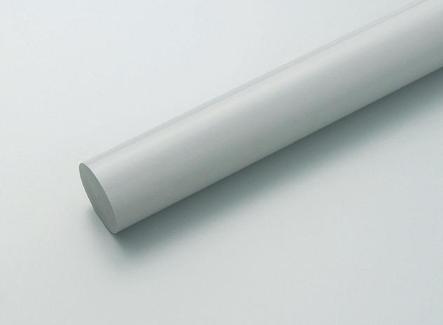 塩化ビニ-ル丸棒 65φ 1000L