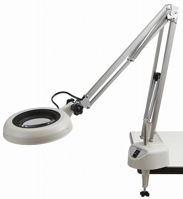 照明拡大鏡 SKKL-F 2倍 (LED)