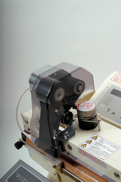 電子プリンター FEP-N2 内側印字器