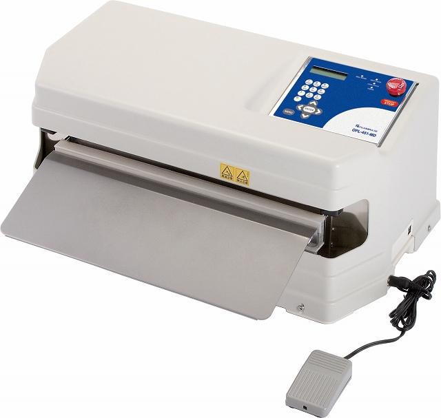 卓上型加熱温度コントロールシーラー OPL-451-MD
