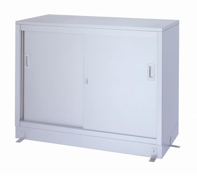 ステンラス保管庫SUS430(H-950仕様) L-15045 1500×450×950Hmm