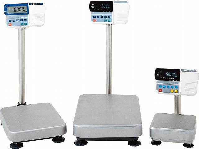 デジタル防水台ハカリ HW-60KGV 蛍光表示