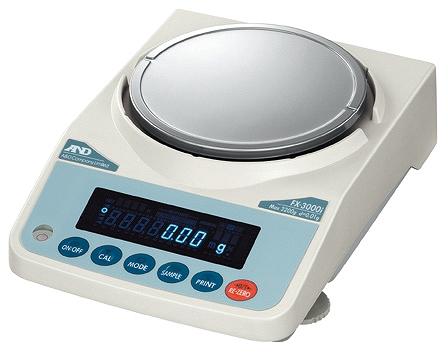 デジタルハカリ FX-3000i
