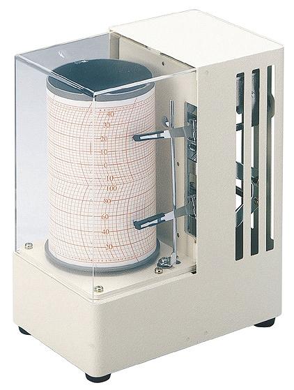小型自動温湿度計シグマミニキューブ 7008-10