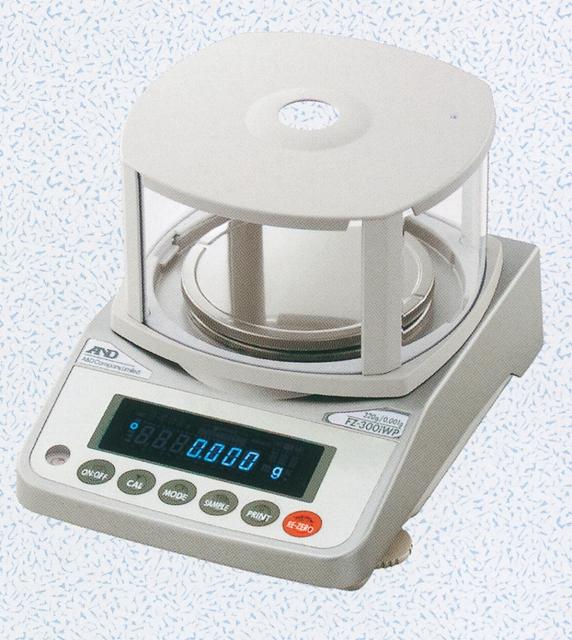 校正用分銅内蔵電子天ビン FZ-200iWP