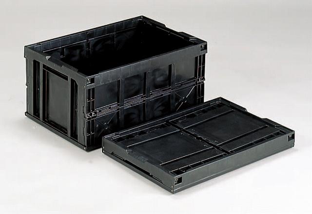 サンエレックナーオリコン(導電性PP)  75B 650mm×440mm×329mm ブラック