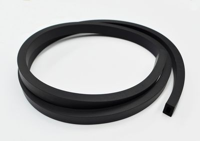 ネオロン角紐 12mm×15mm 100m巻 両面テープ付