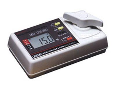 米麦水分測定器TD-6モイスター