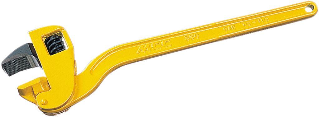 MCC コーナーレンチ 被覆鋼管専用 CWP-0045 (450MM)