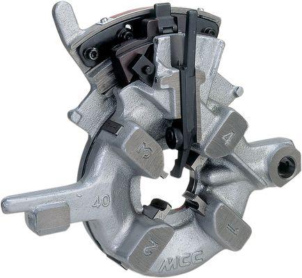 【ラッピング不可】 MCC パイプマシン用ダイヘッド (PT1-2B PMDAD05 AD50):GAOS 店-DIY・工具