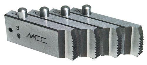 MCC ボルトマシン用チェーザ 左ネジ ステン BSCLW56 (W5/16L)