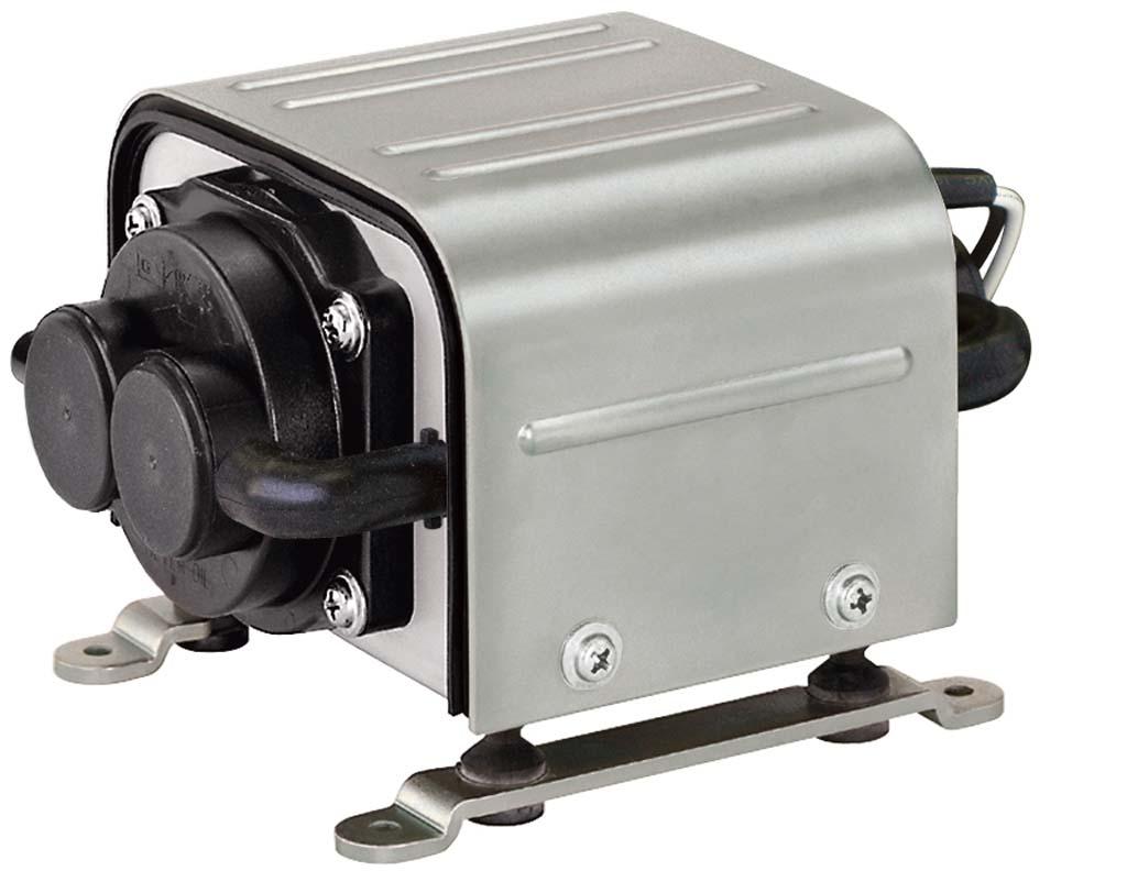 日東工器 ダイヤフラムポンプ VC0301-A2