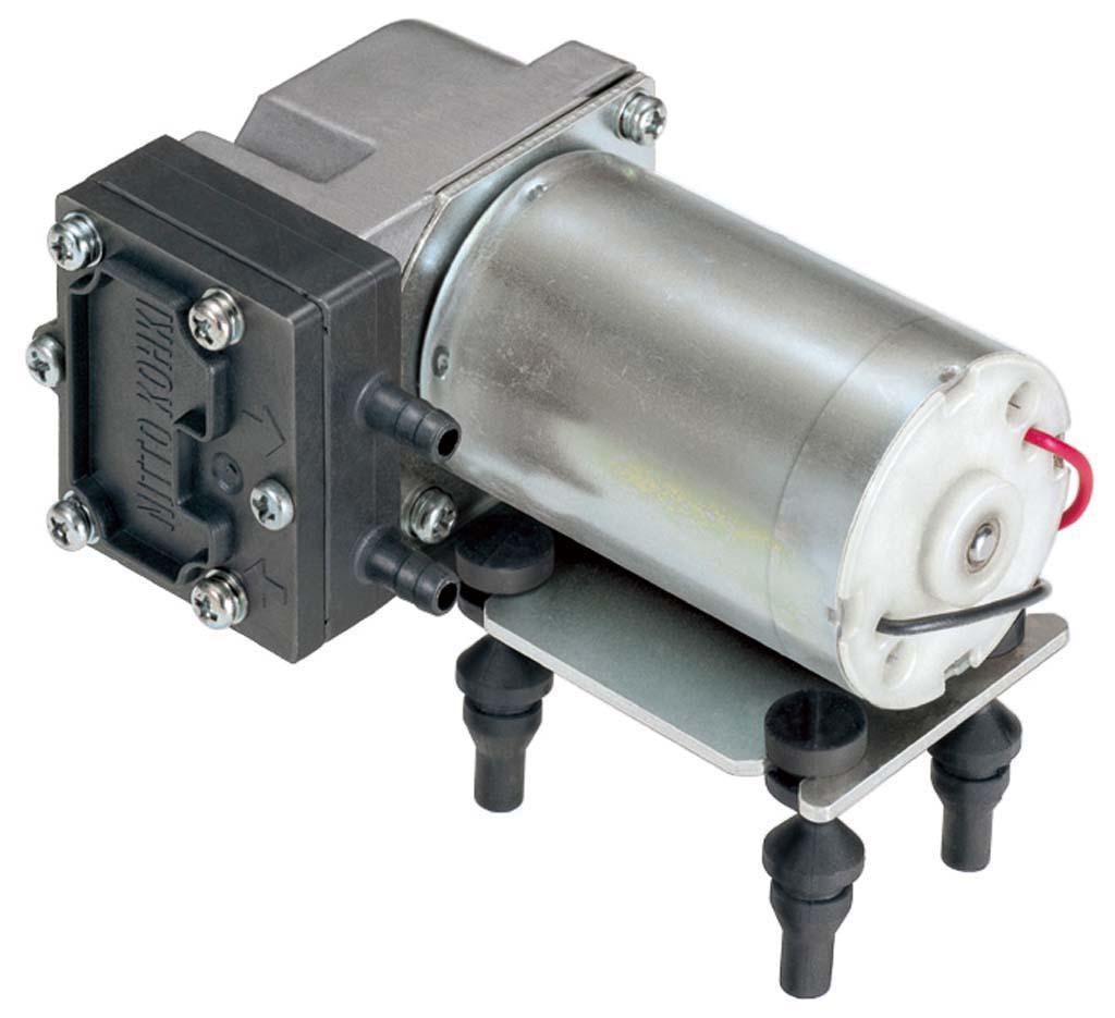 日東工器 DCモータ DP0105-X1