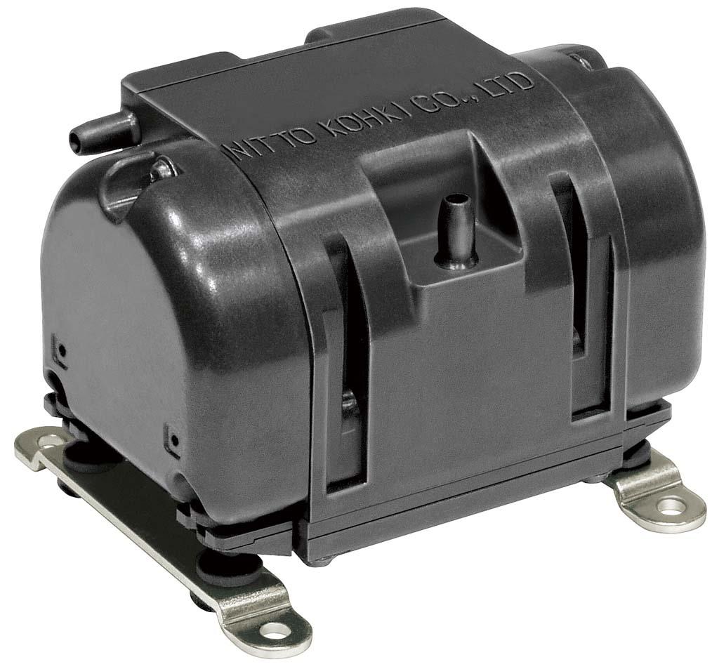 日東工器 ダイヤフラムポンプ VC0100-A2