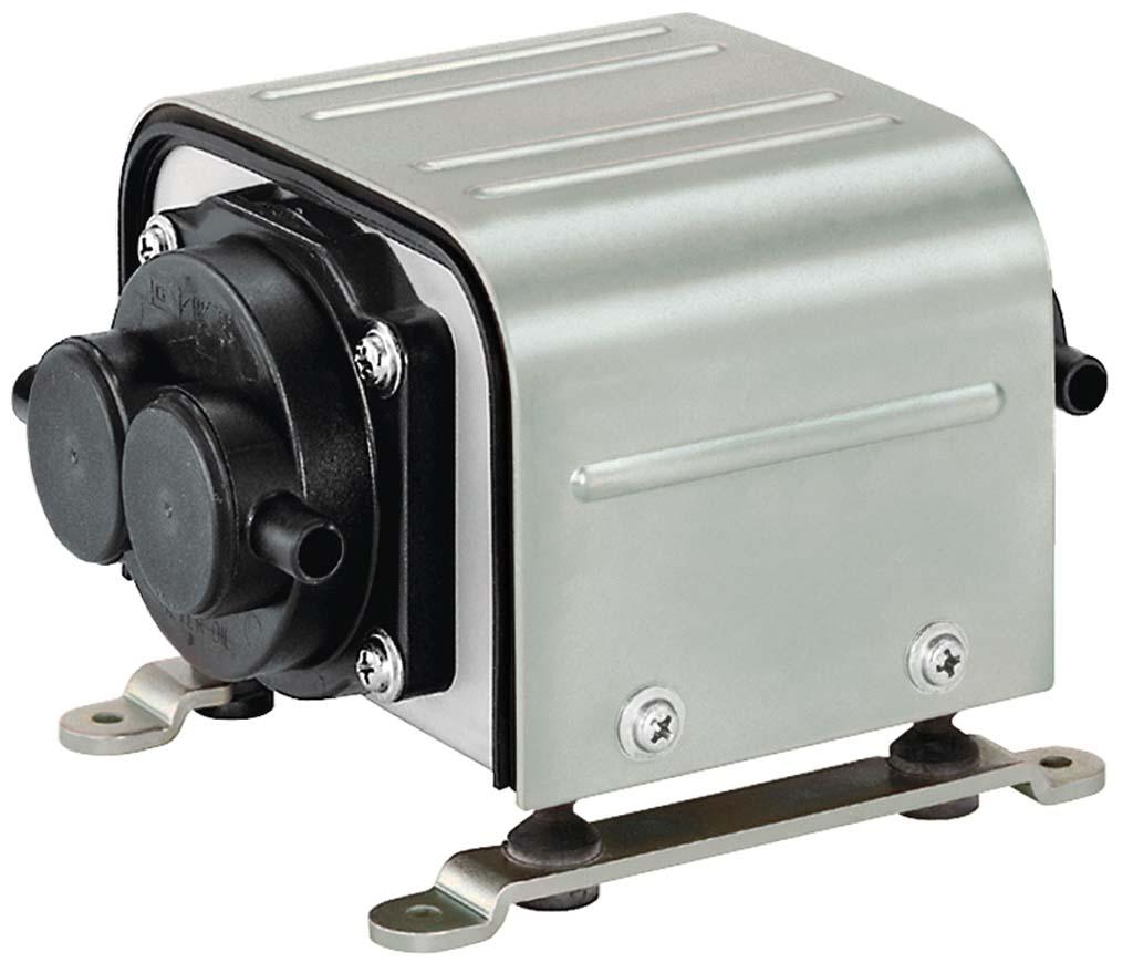 日東工器 ダイヤフラムポンプ VC0301-A1