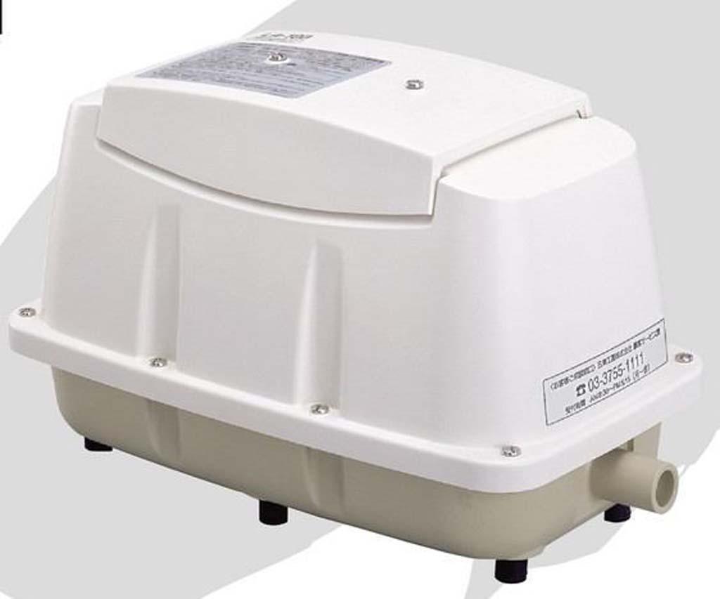 注目のブランド 日東工器 ブロワ LA-100:GAOS 店-ガーデニング・農業
