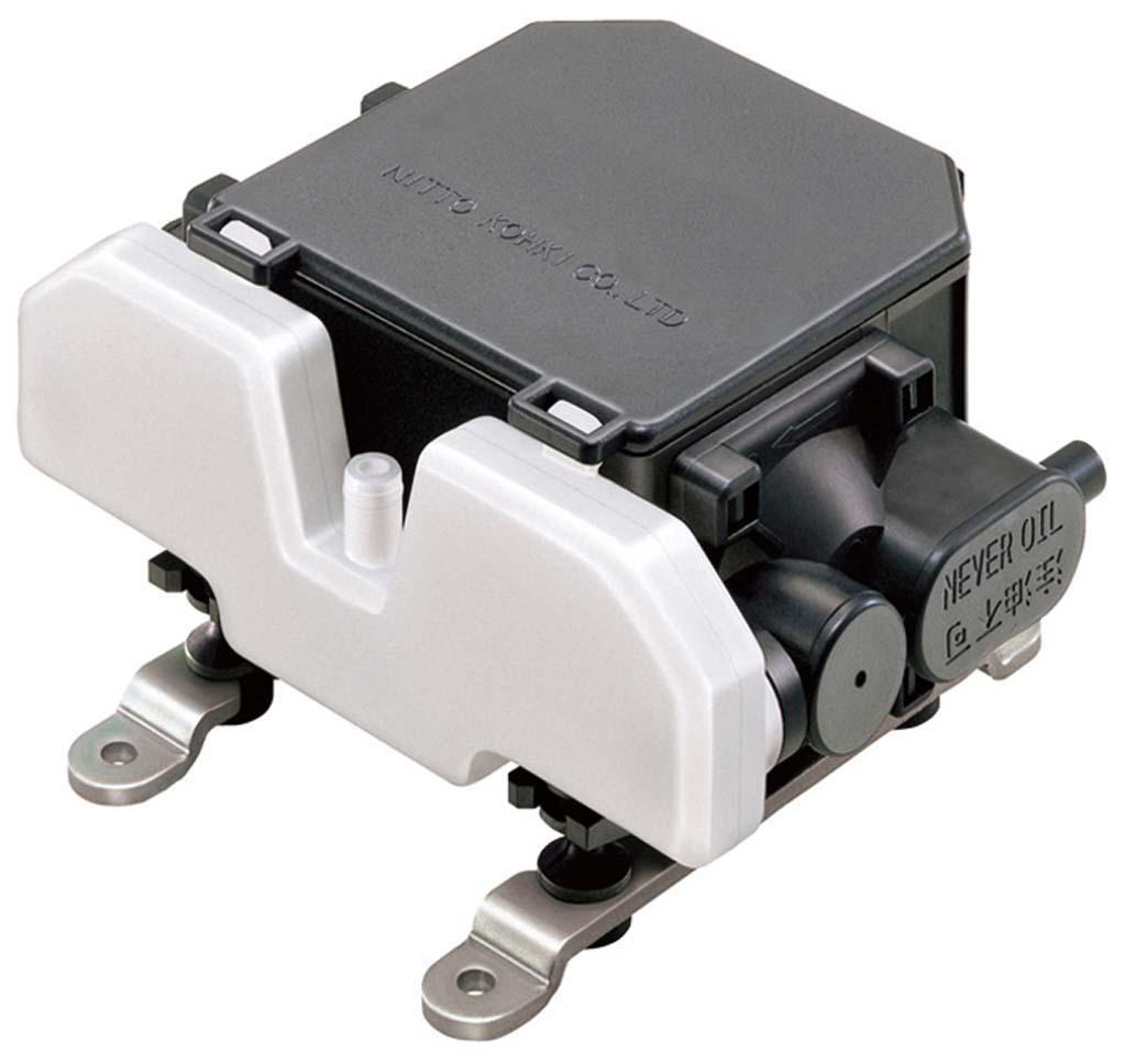 日東工器 ダイアフラム式コンプレッサ VC0101-A2