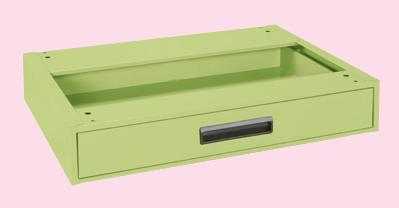 サカエ KSS-Kサカエ 小型昇降作業台用オプションキャビネット KSS-K, オオスカチョウ:6700620a --- officewill.xsrv.jp
