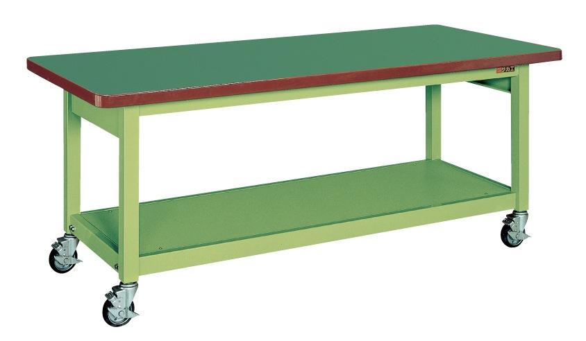 サカエ 重量作業台KWBタイプ移動式 KWBF-098