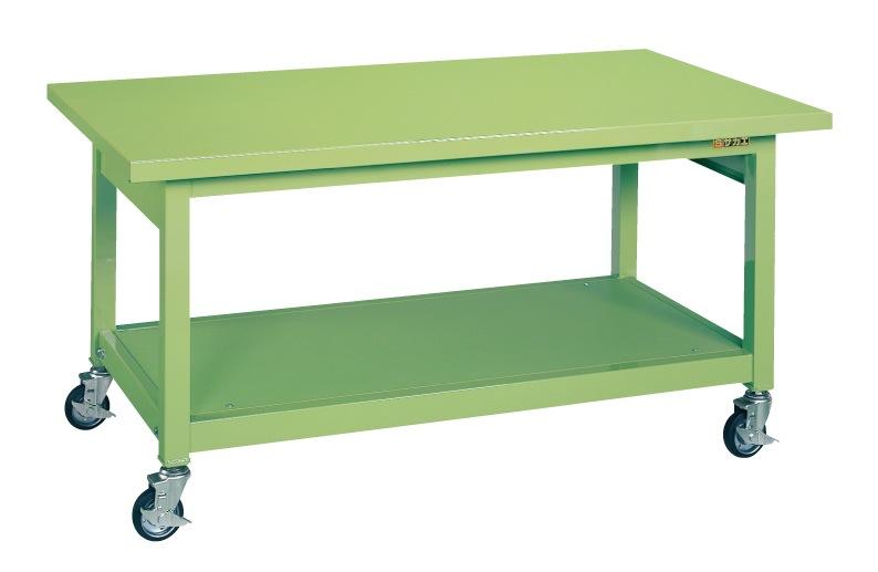サカエ 重量作業台KWBタイプ移動式 KWBS-188 【代金引換不可商品】