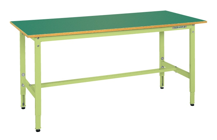 配送員設置 サカエ 軽量高さ調整作業台TCKタイプ TCK−157F 【商品】:GAOS 店-DIY・工具