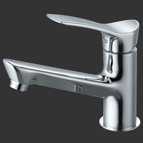 三栄水栓 シングルワンホール洗面混合栓 K4712NJV-13