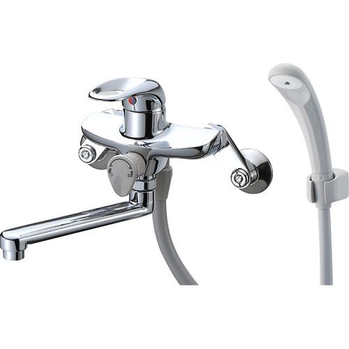 三栄水栓 シングルシャワー混合栓 SK1710K-13