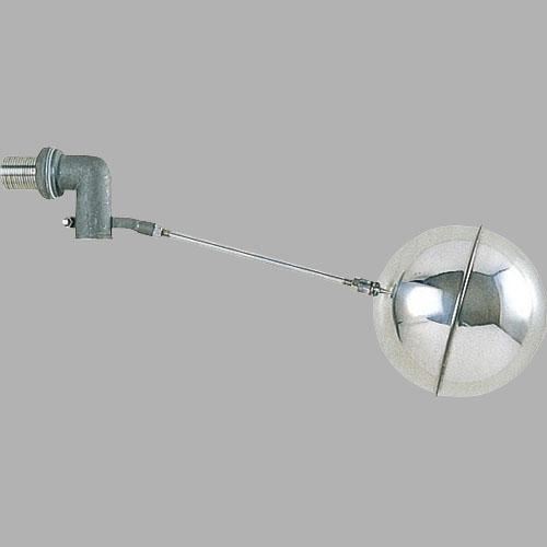 三栄水栓 横形ステンレスボールタップ V435-25