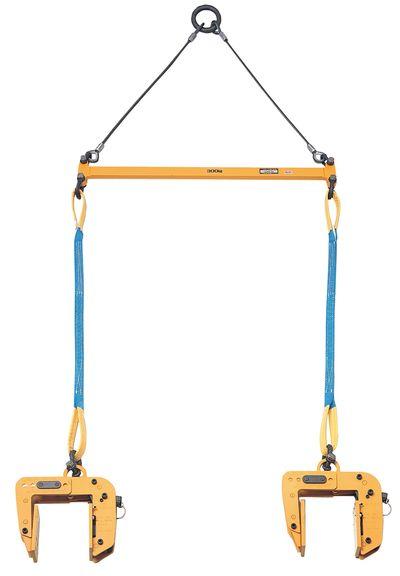 パネル吊クランプ セット PTC150S