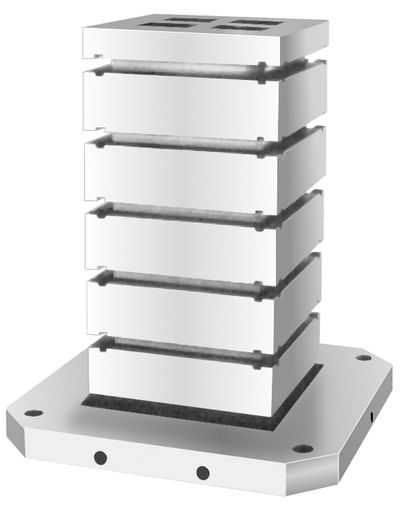 ジグブロック 4面 BST45520C