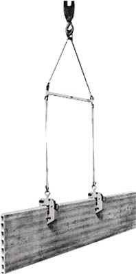 パネル吊クランプ セット PSC100S