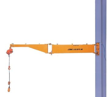 無段速電動チェーンブロック付ジブクレーン JBCN1537H