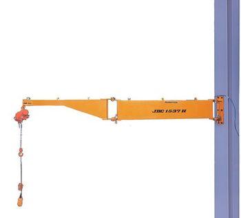 二速型電動チェーンブロック付ジブクレーン JBCT1537H