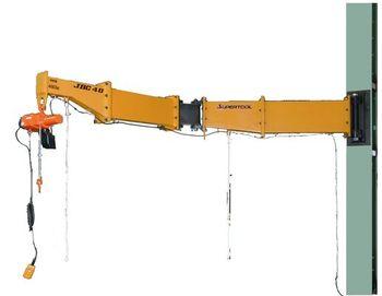 二速型電動チェーンブロック付ジブクレーン JBCT4820HF