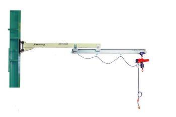 無段速電動チェーンブロック付ジブクレーン JHCN1640HN
