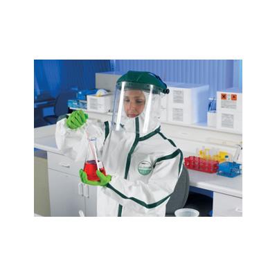 【レビューで送料無料】 化学防護服 マイクロマックス TSタイプ(テープ付き) M (40着入):GAOS 店-DIY・工具