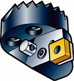 サンドビック コロターンSL 570カッティングヘッド R571.31C32322212