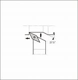 京セラ スモールツール用ホルダ SVPBR2020K11