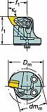 サンドビック コロターンSL コロターンRC用カッティングヘッド 570DDUNR3211