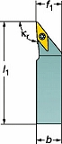 サンドビック コロターンTR シャンクバイト TRV13JBL2525M
