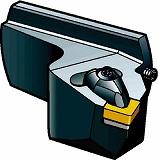 サンドビック コロターンSL コロターンRC用カッティングヘッド 570DSKNL4012